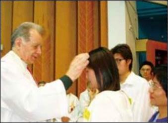 王秉鈞神父 Fr. Gino Picca, S.J.