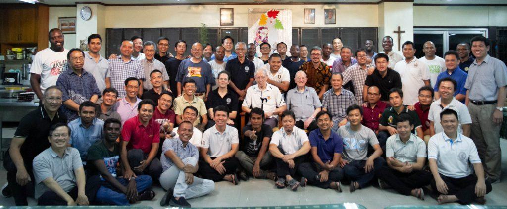 JCAP, EAPI and AIR thank Fr Nicolás as he returns to Japan