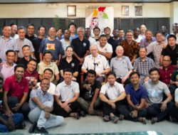 JCAP, EAPI and AIR thank Fr Nicolás as he returns to Japan