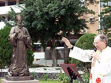 耶穌會中華省支持開教先驅─利瑪竇-徐光啟同列聖品案