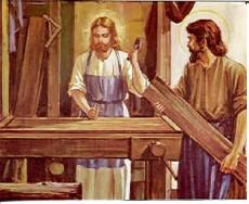 耶穌大量操練齊家的功夫