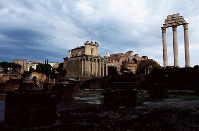 古羅馬宗教與基督宗教的相遇