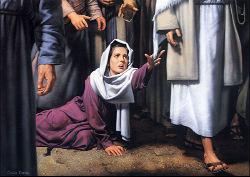 如何觸摸到耶穌?