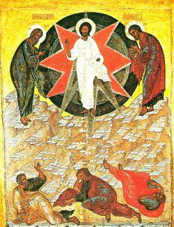 大博爾山的傳奇──耶穌榮顯聖容