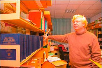 魏明德神父參與「法國國家圖書館明清天