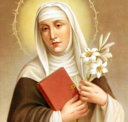 St.Catherine of Siena