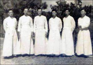 耶穌會士獻身台灣五十年