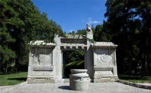 利瑪竇墓園