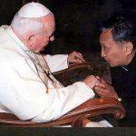 司鐸年中做司鐸的朱立德神父