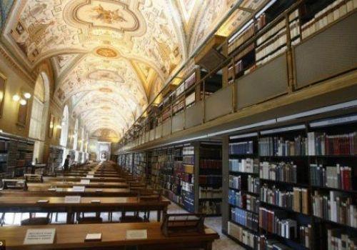 發現秘密:與梵蒂岡圖書館總館長的下午茶(二)