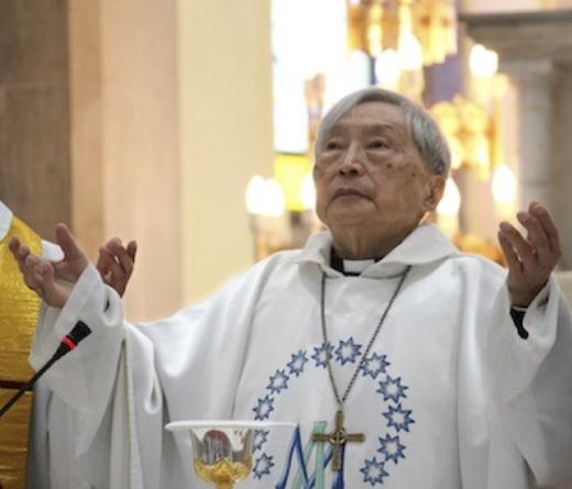 華東上海教區助理主教金魯賢