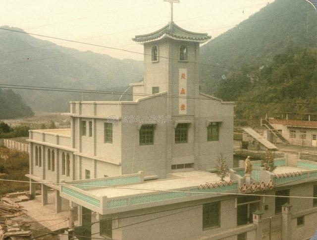 尖石露德聖母新堂