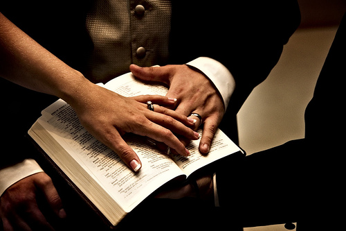 Marriage in the Christian Sense