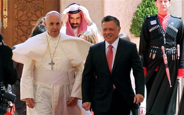 天主教教宗訪問聖地的目的和意義何在