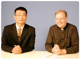 專訪輔大神學院長艾立勤神父
