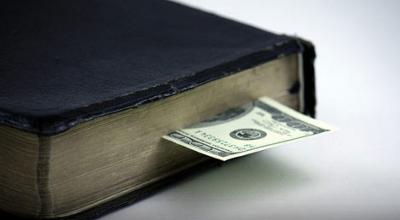 聖經中的財富觀(一)