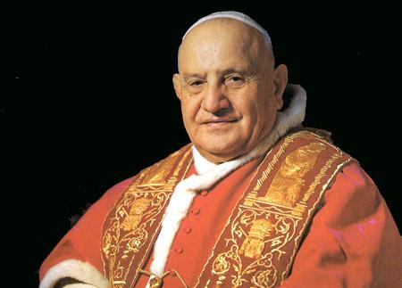 教宗聖若望廿三世的規勸:請不要在聖堂內歡呼拍掌