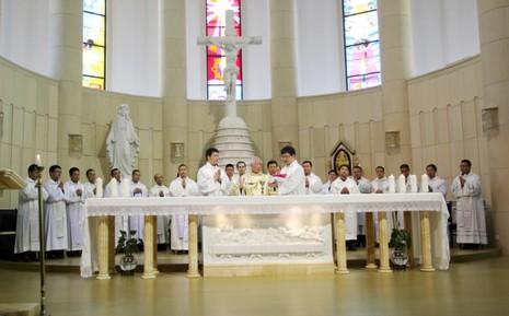 溫州教區向移民開展牧靈福傳新方向