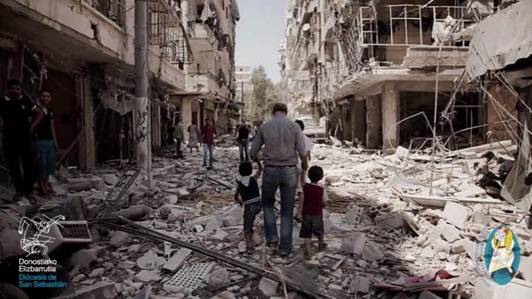 敘利亞:它的真實的故事(六)
