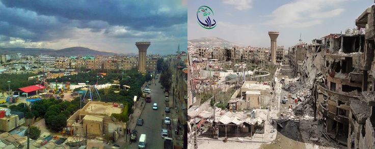 【號角想啟】敘利亞:它的真實的故事(四)