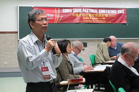 國際明愛舉行研討會探討大陸社會牧民工作