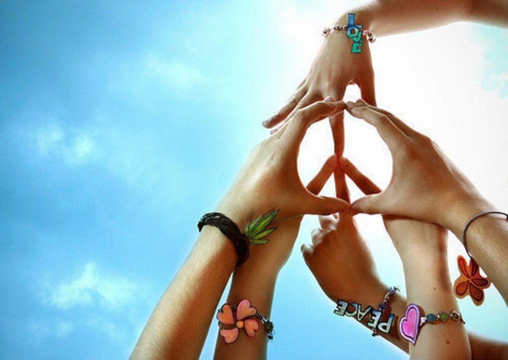 和平,就是最大的人道主義