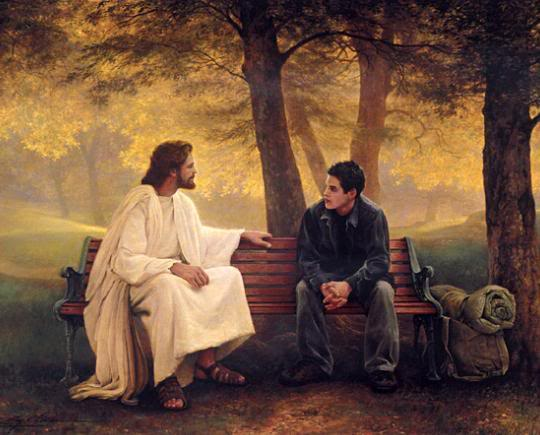 論語八佾篇第十二~第十五章:與天同在