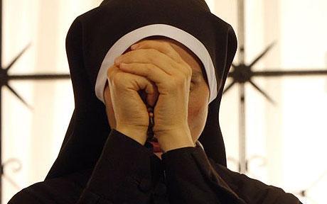 為什麼一定要去當修女