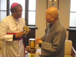 梵蒂岡籌備兩年內在台辦宗教研討會
