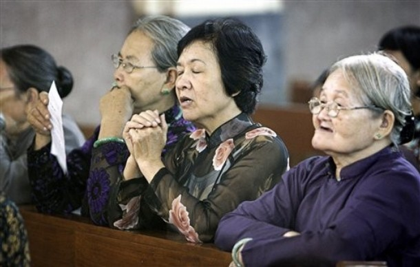 信仰打破人為的界限──記一位特殊的女教友