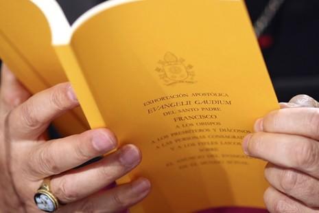 觀察家稱是教宗新勸諭是對治理教會的願景宣言