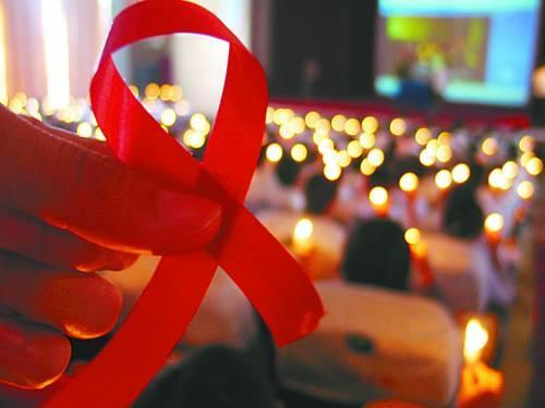 2013 世界愛滋病日 (World AIDS Day) .為「愛」祈禱