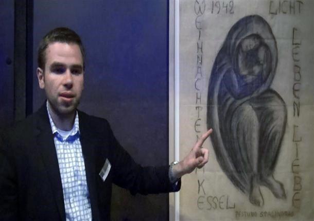 柏林教堂導覽 說歷史談藝術
