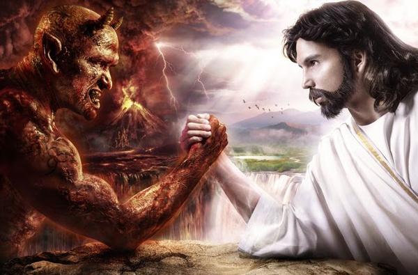 「魔鬼不能控制靈魂」