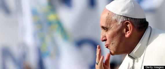 教宗方濟各說,需要有道德的金融改革,把人們從金錢的暴政下解放出來。