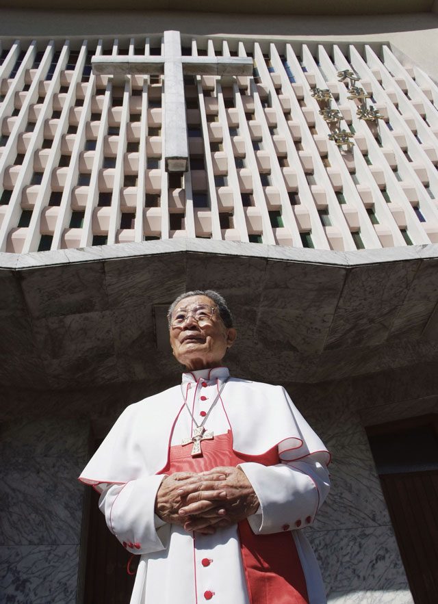 單國璽樞機主教於日前安息主懷,他以自己的一生見證了基督信仰,並帶領台灣社會思索生命的意義。