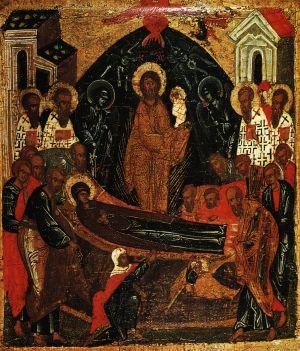 分享基督的光榮於高天-聖母升天