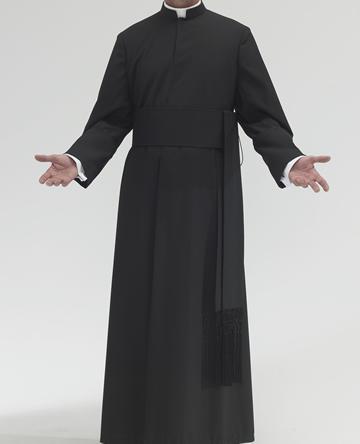 我也說說神職服