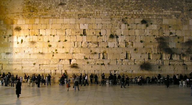 發願25周年銀慶,我的以色列朝聖之旅