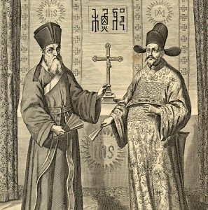 MatteoRicci&XuGuangqi