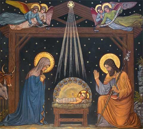 耶穌誕生的前前後後——訪勞麗•博琳修女(二)