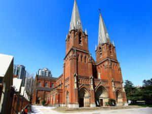 Xujiahui Cathedral