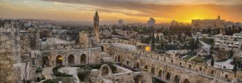 1523年 前往耶路撒冷朝聖