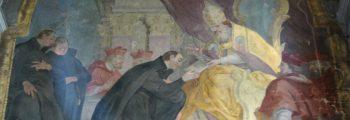 1540年 派遣聖方濟.沙勿略(薩威)到印度傳福音,教宗保祿三世簽字正式成立耶穌會