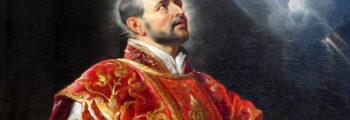 1922年 教宗碧岳十一世立其為避靜主保