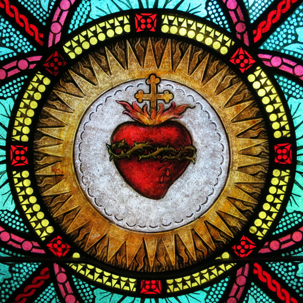 all_saints_catholic_church_st-_peters_missouri_-_stained_glass_sacristy_sacred_heart_detail