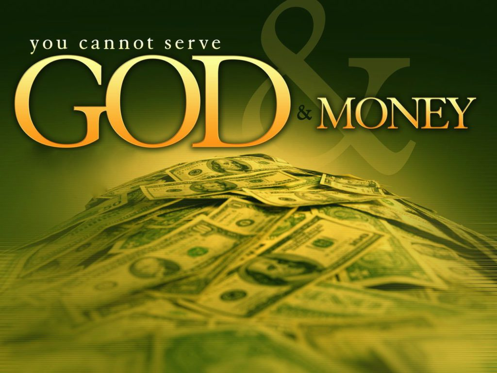 god-and-money