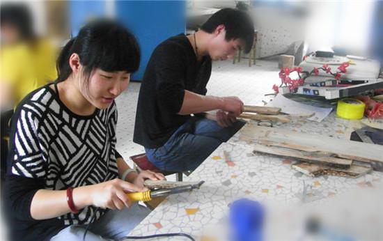 楊麗霜、崔亞坤,第四屆利瑪竇志願者