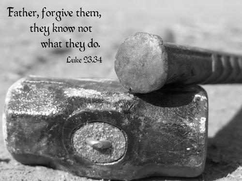 Luke 23.26-37