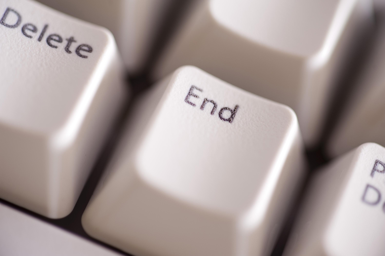 end key
